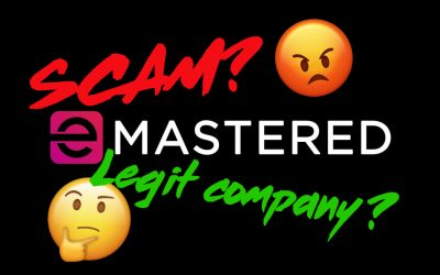 eMastered Review: Dodgy Company Taking Advantage of Producers and Musicians