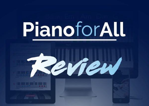 PianoForAll Review: The Best Course For Piano?