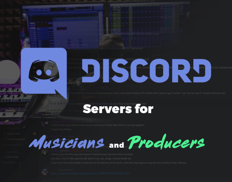 best discord servers for musicians