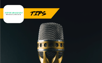 5 Tips To Getting Better Recordings at Home